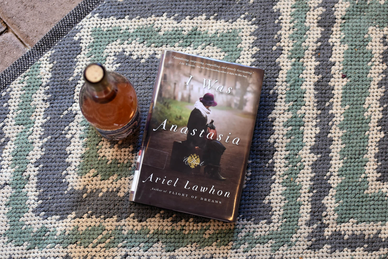 I Was Anastasia Preview - Book Club Chat