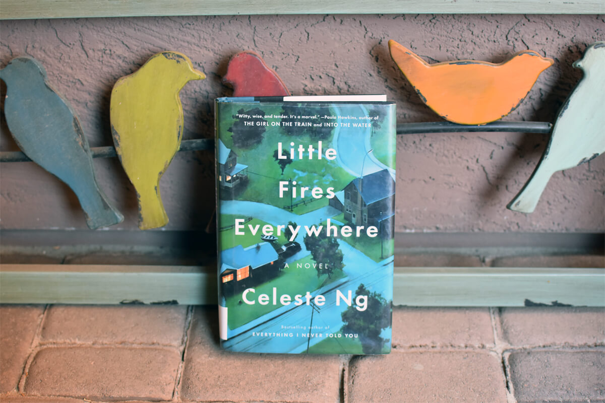 Little Fires Everywhere Book Club Questions - Book Club Chat