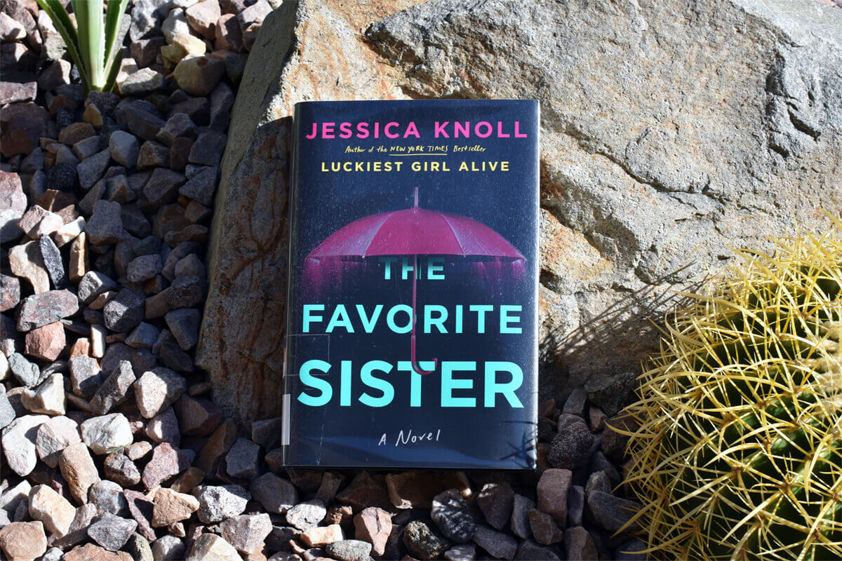 The Favorite Sister Book Club Questions - Book Club Chat