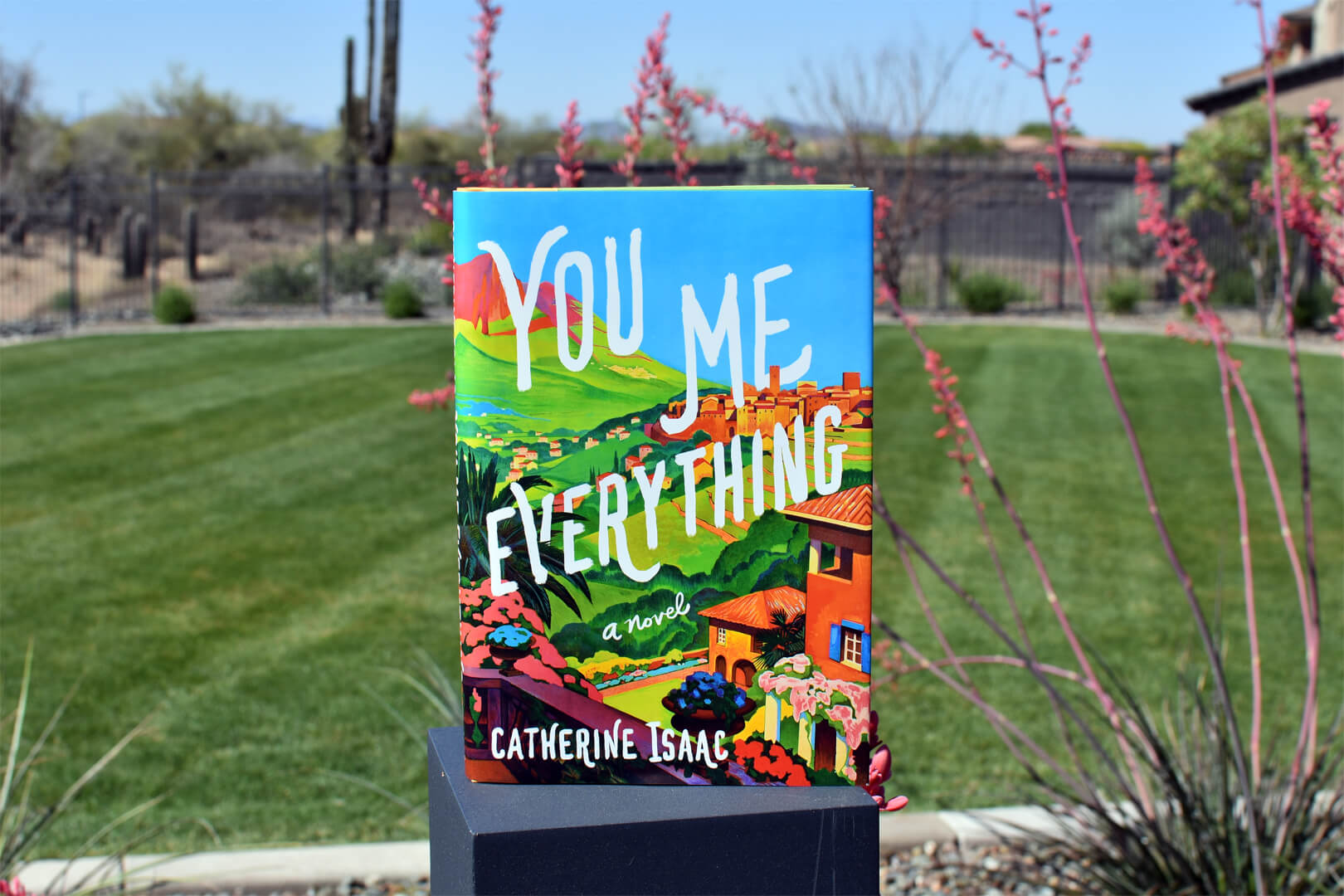 You Me Everything Review - Book Club Chat