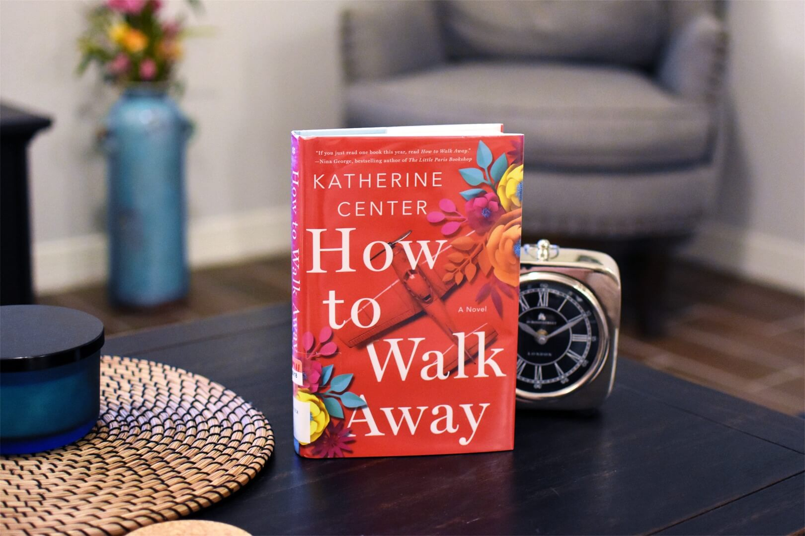 How To Walk Away Preview - Book Club Chat