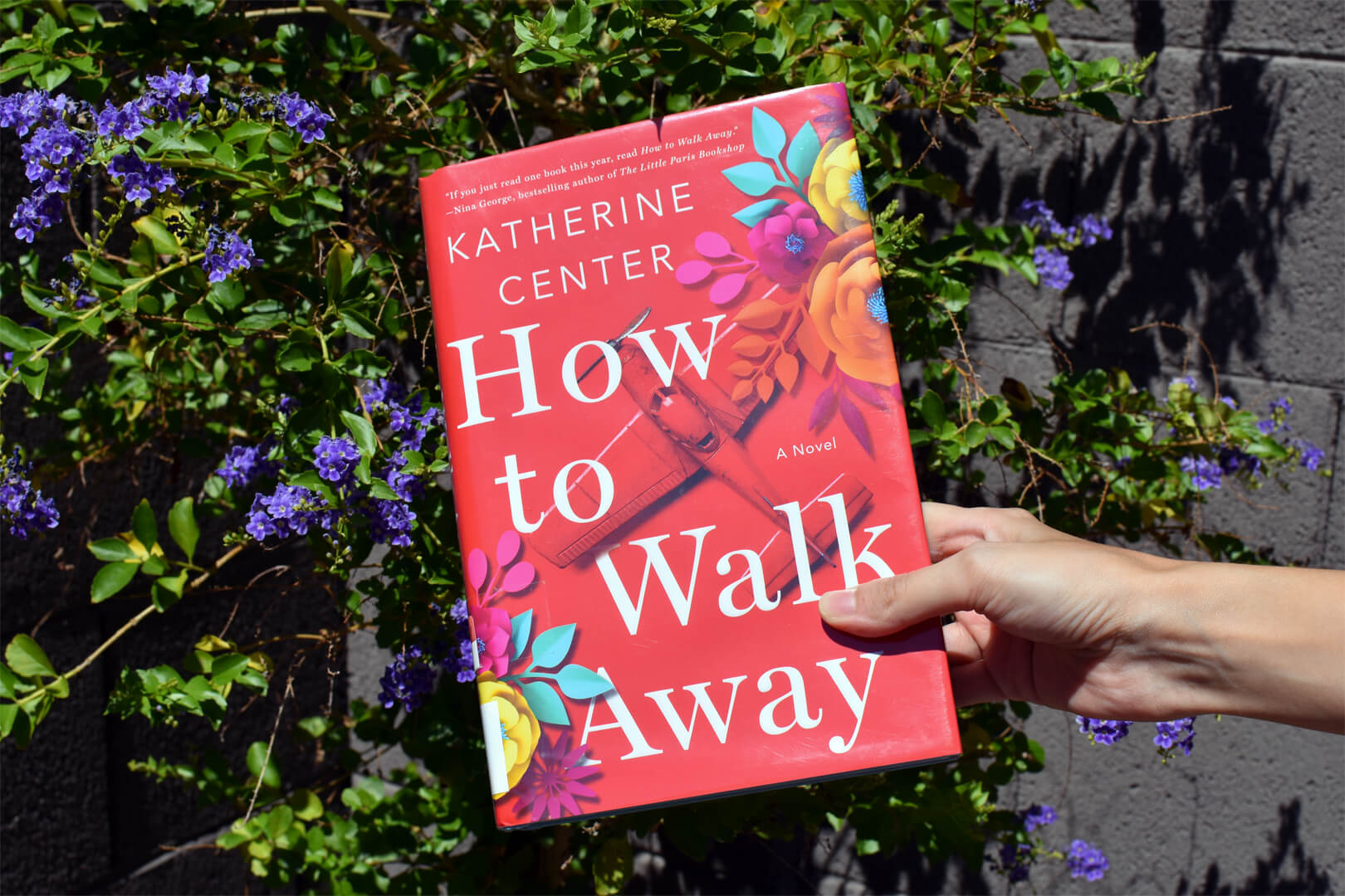 How to Walk Away Review - Book Club Chat