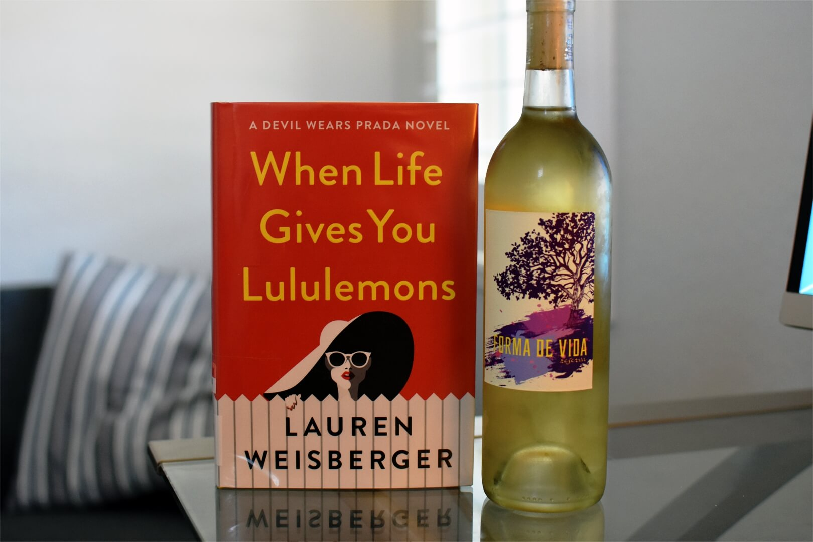 When Life Give You Lululemons Preview - Book Club Chat