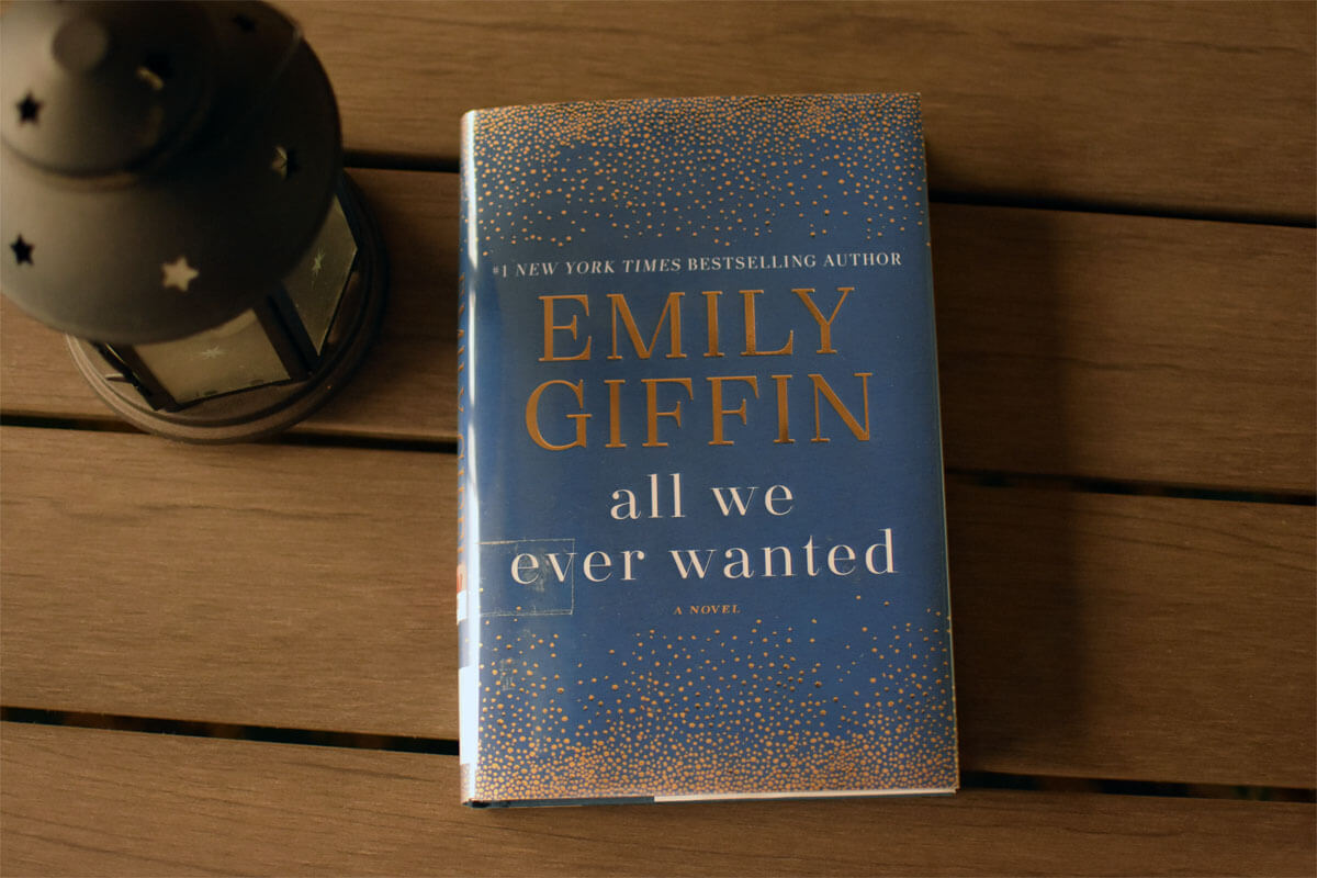 All We Ever Wanted Review - Book Club Chat