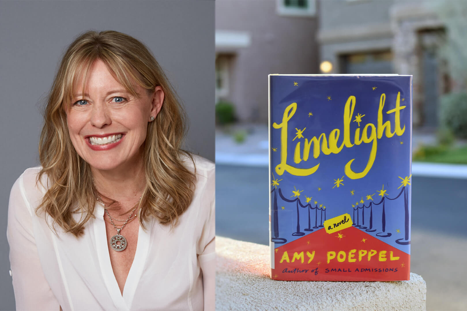Amy Poeppel Author Q&A - Book Club Chat