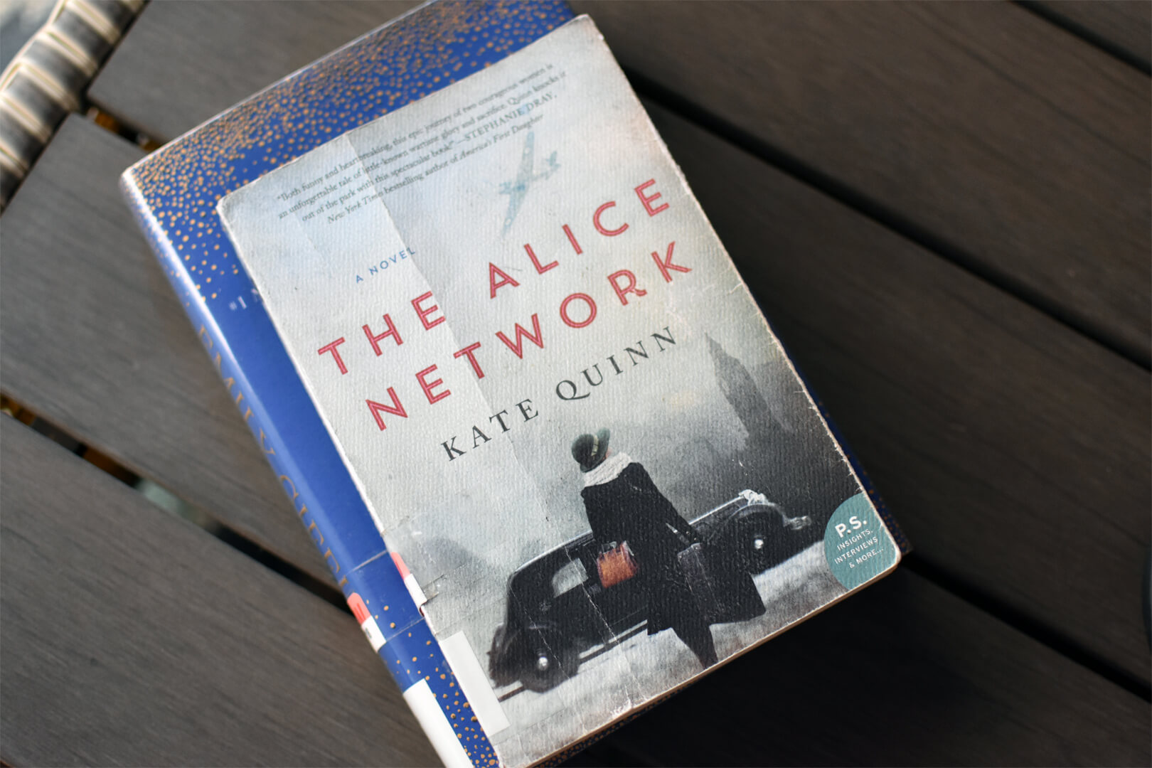 The Alice Network Preview - Book Club Chat