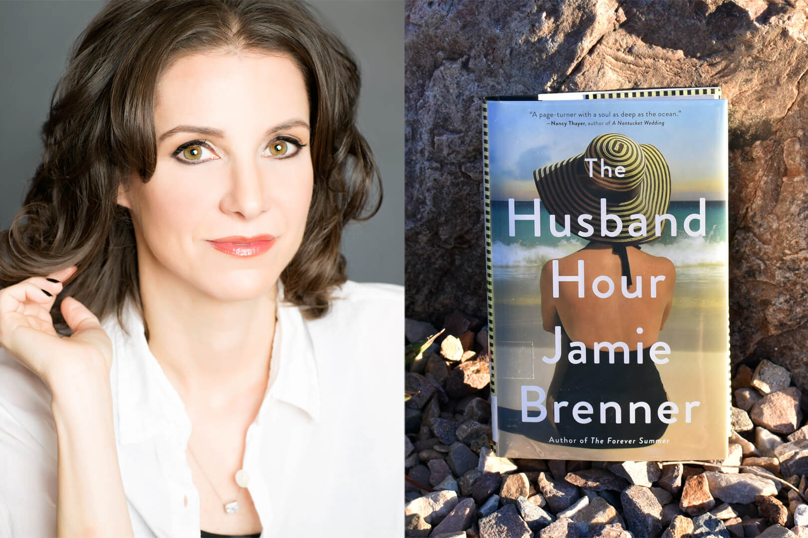 The Husband Hour Author Q&A - Book Club Chat