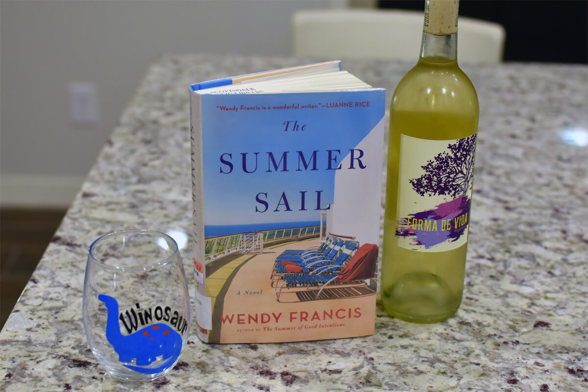 The Summer Sail Review - Book Club Chat