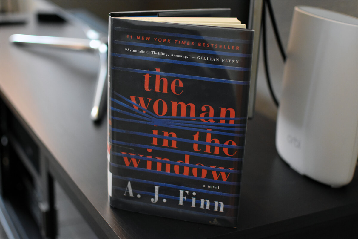 The Woman In The Window Book Club Questions - Book Club Chat