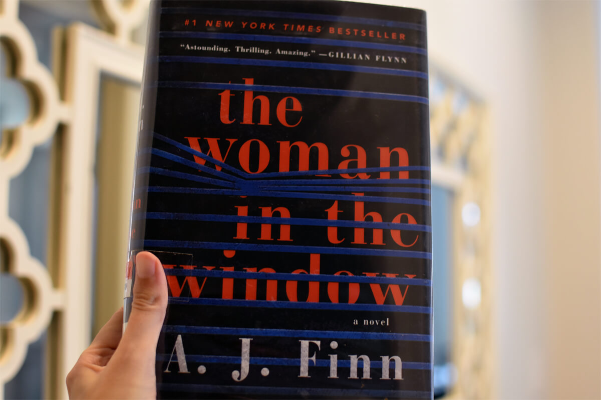 The Woman in the Window Preview - Book Club Chat