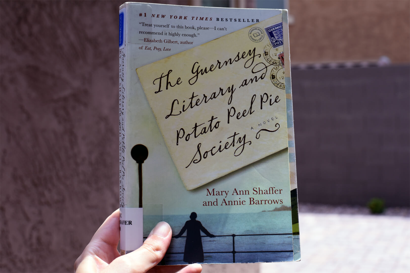 The Guernsey Literary and Potato Peel Pie Society Book Club Questions - Book Club Chat