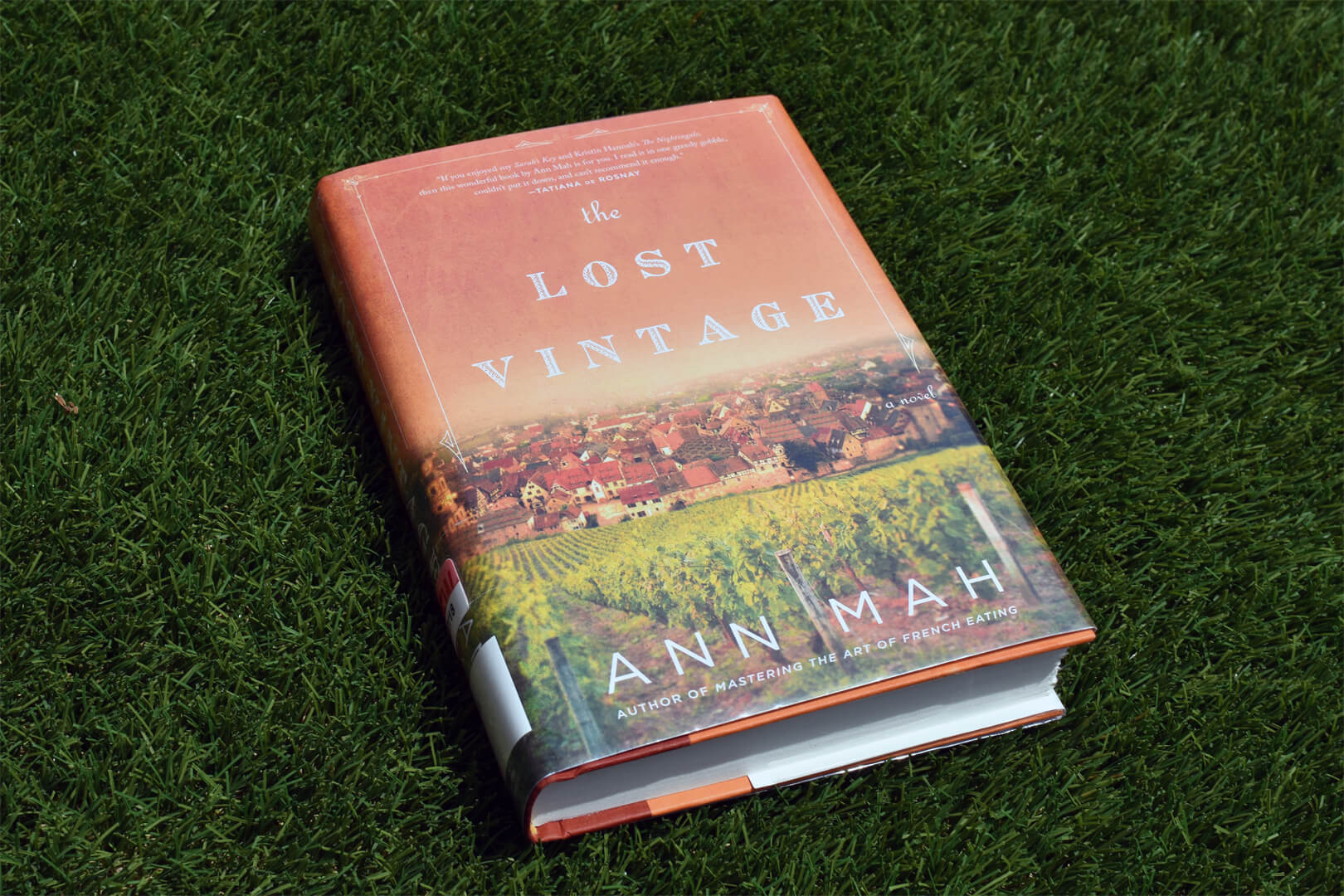 The Lost Vintage Book Club Questions - Book Club Chat