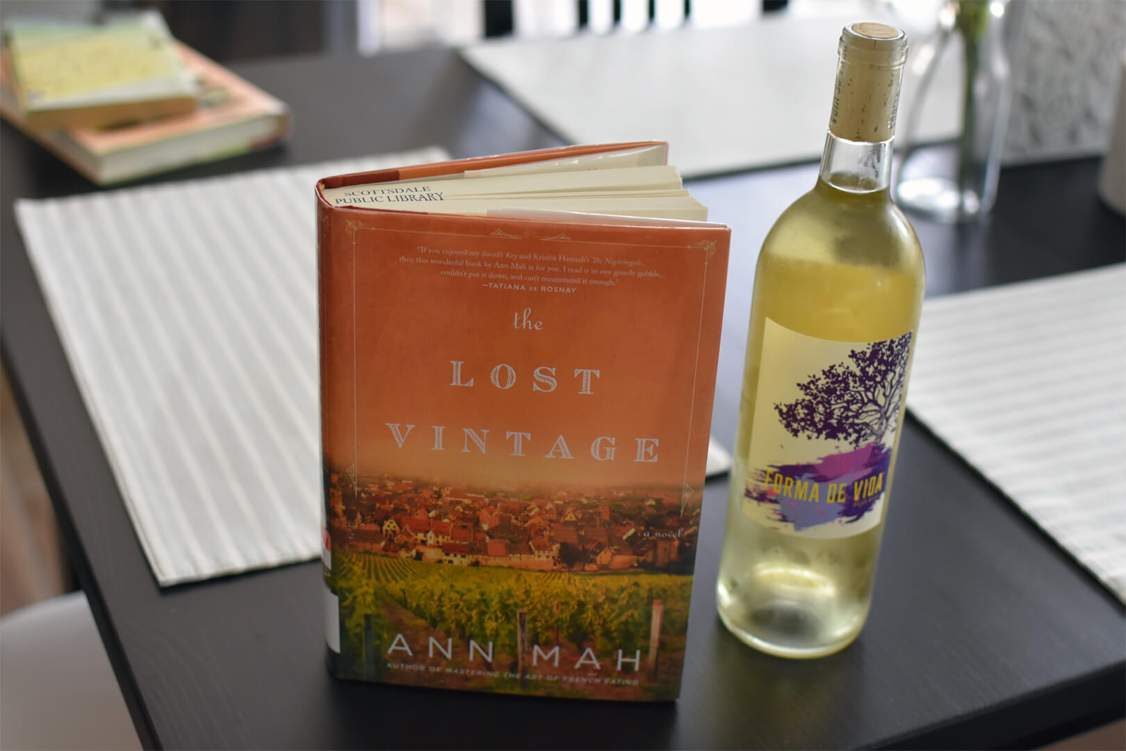 The Lost Vintage Preview - Book Club Chat