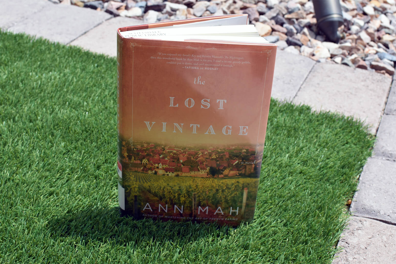 The Lost Vintage Review - Book Club Chat