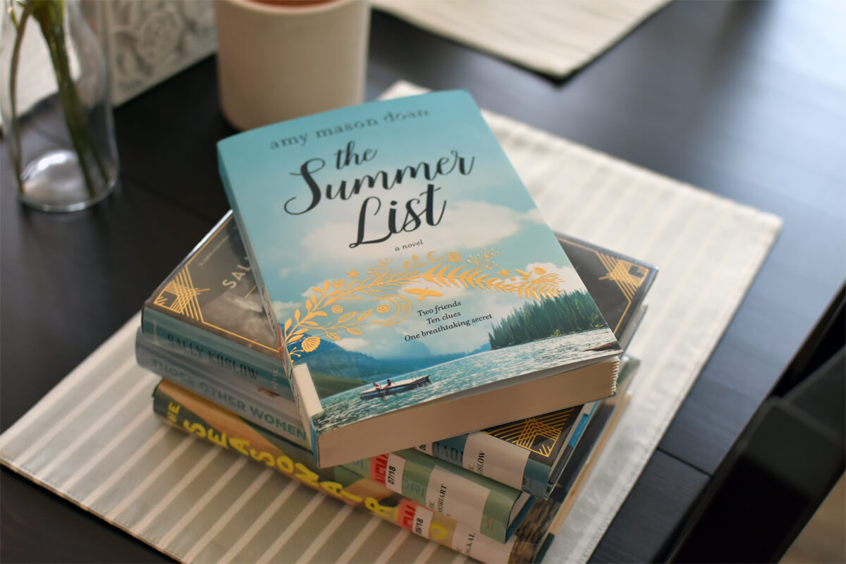 The Summer List Book Club Questions - Book Club Chat