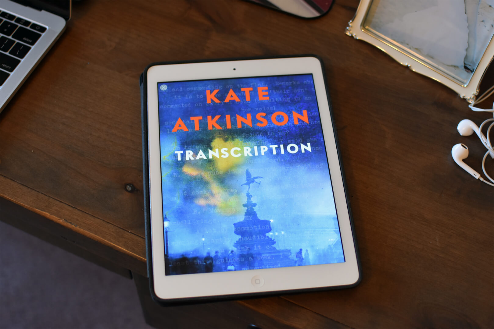 Transcription Review - Book Club Chat