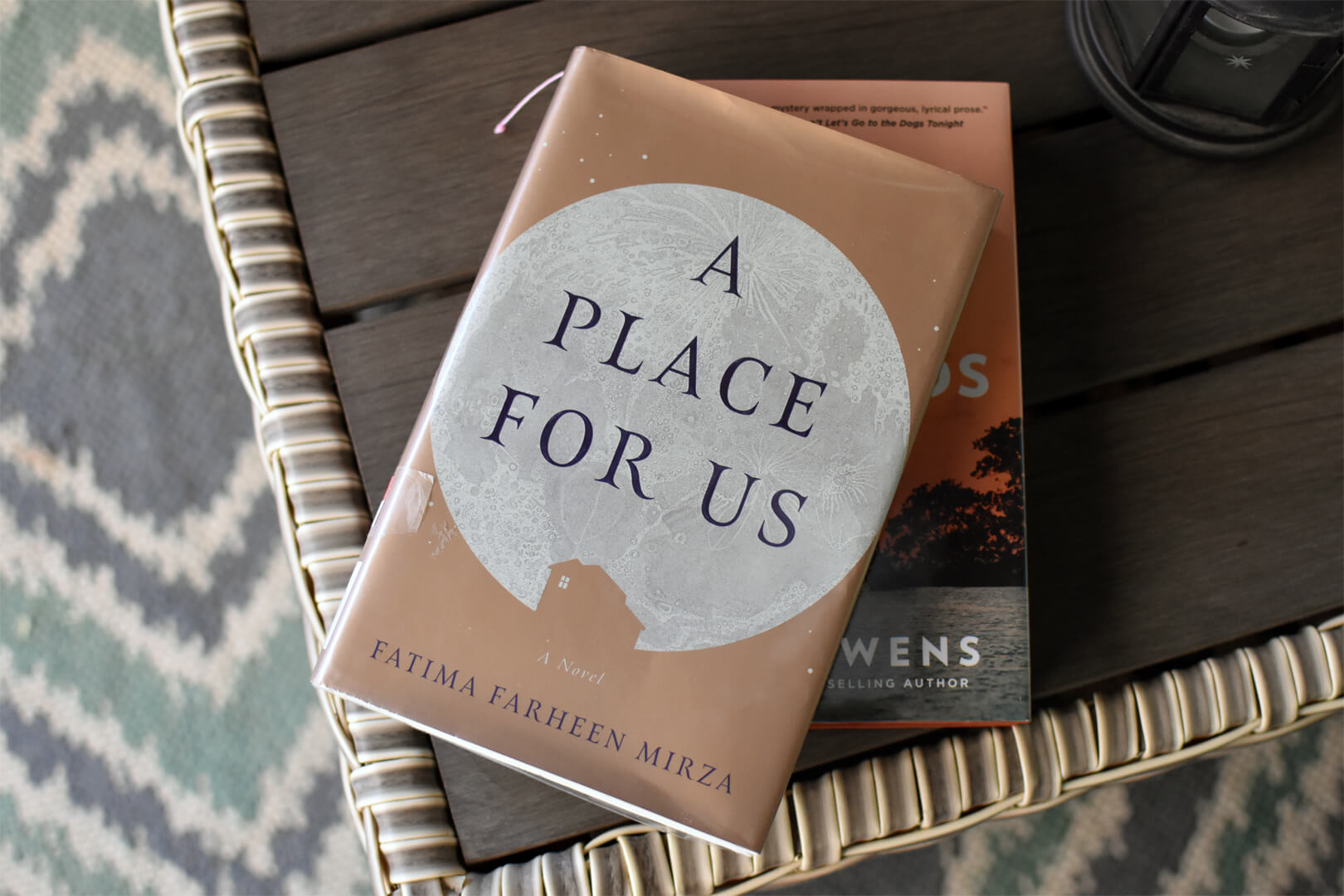 A Place For Us Review - Book Club Chat
