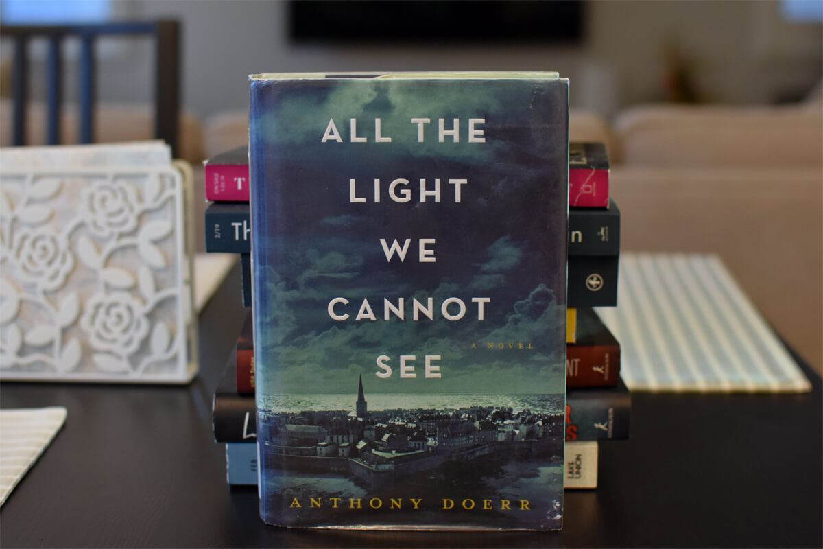 All The Light We Cannot See Preview - Book Club Chat