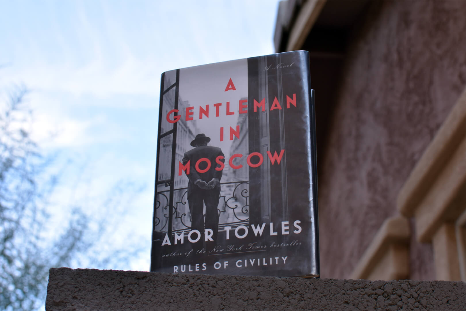 Book Club Questions for A Gentleman in Moscow by Amor Towles ...
