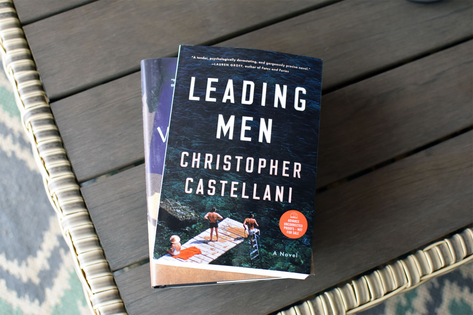 Book Club Questions For Leading Men By Christopher
