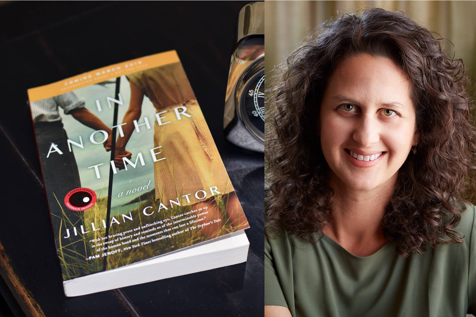 Q&A with Jillian Cantor, Author of In Another Time