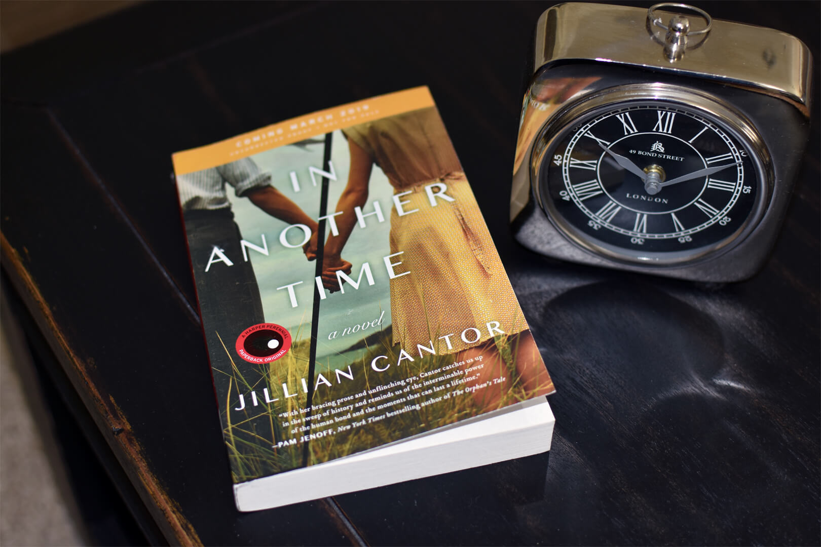 In Another Time - Jillian Cantor