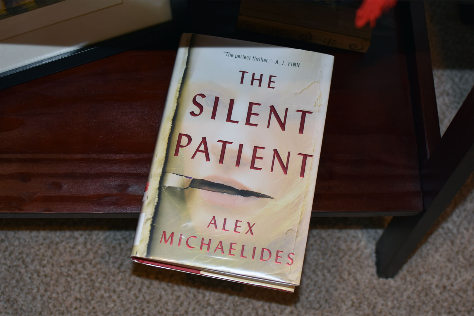 The Silent Patient Book Club Questions - Book Club Chat