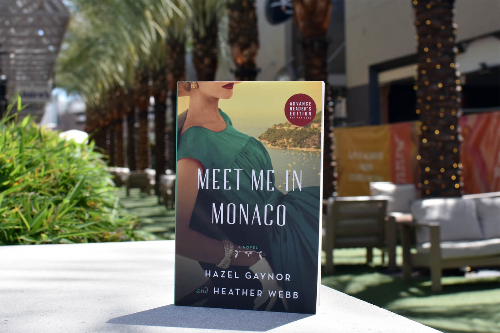 Meet Me In Monaco Book Club Questions - Book Club Chat