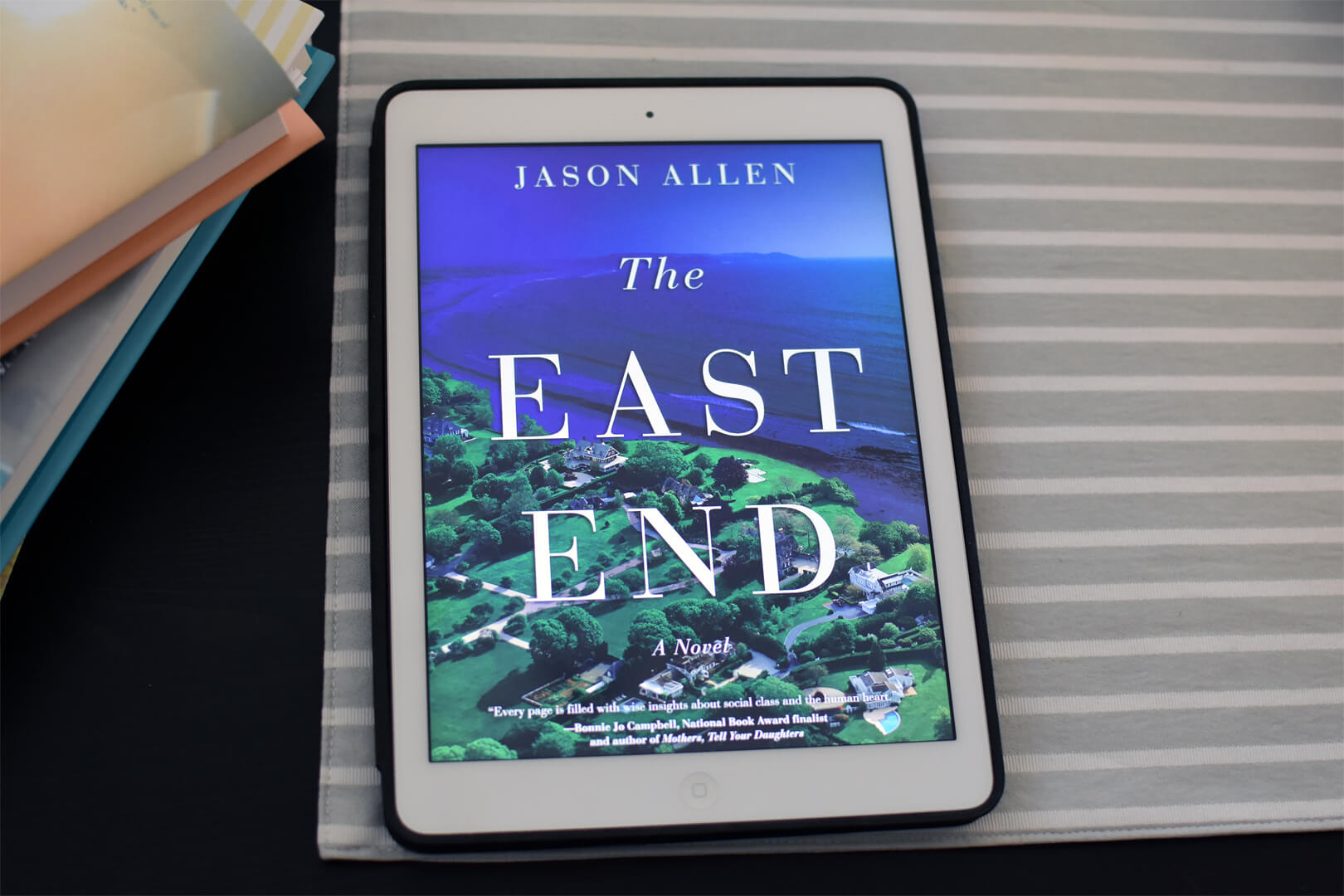 The East End By Jason Allen Book Club Questions - Book Club Chat
