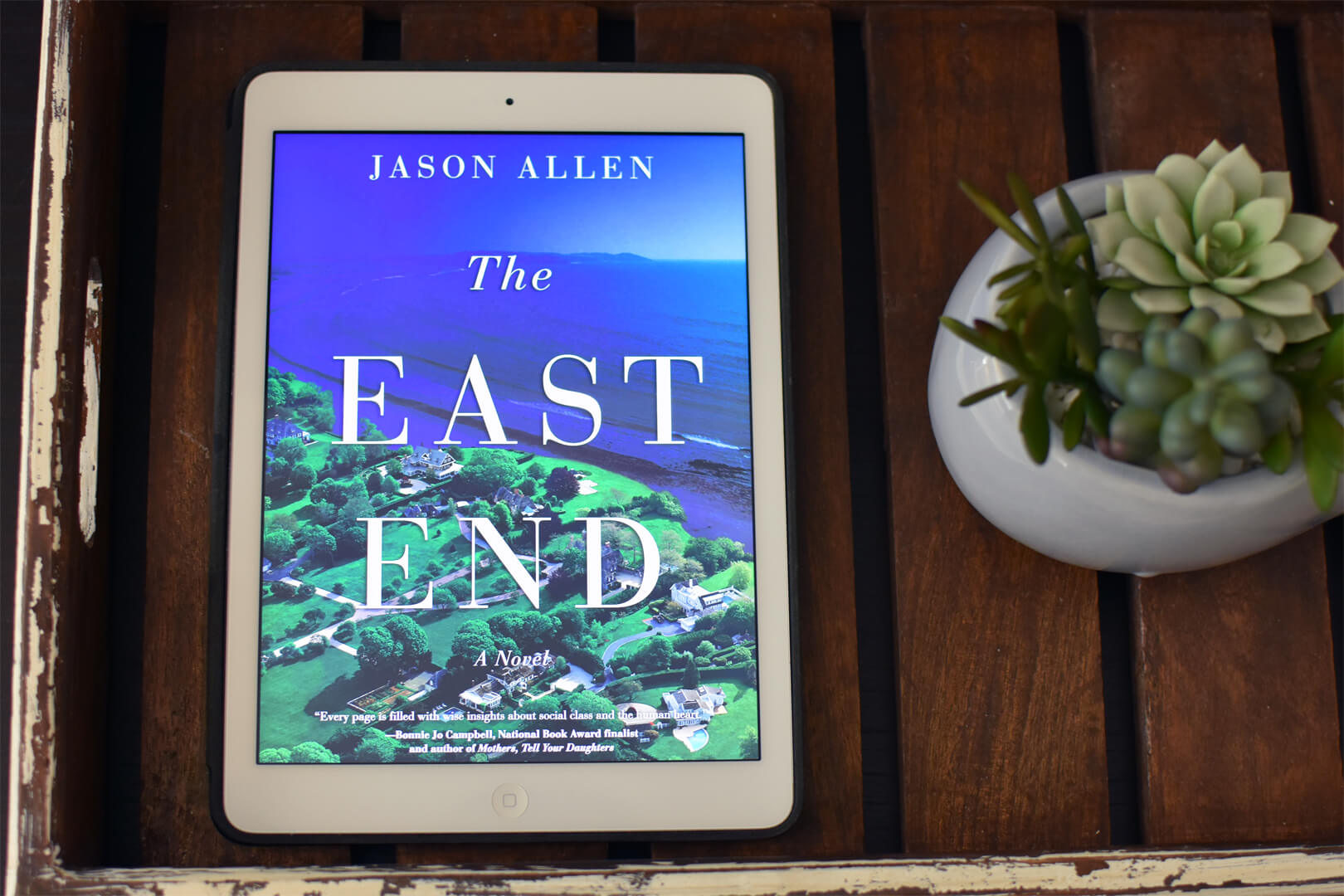 The East End By Jason Allen Review - Book Club Chat