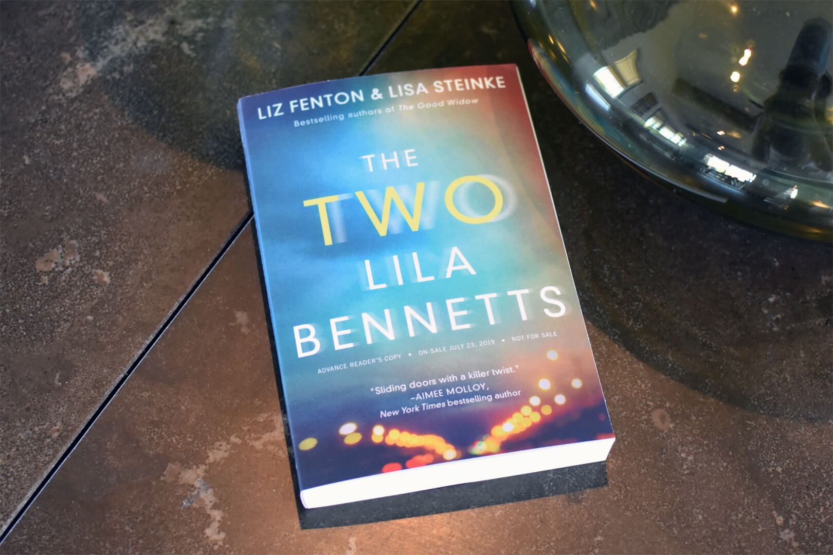 The Two Lila Bennetts Review Cover