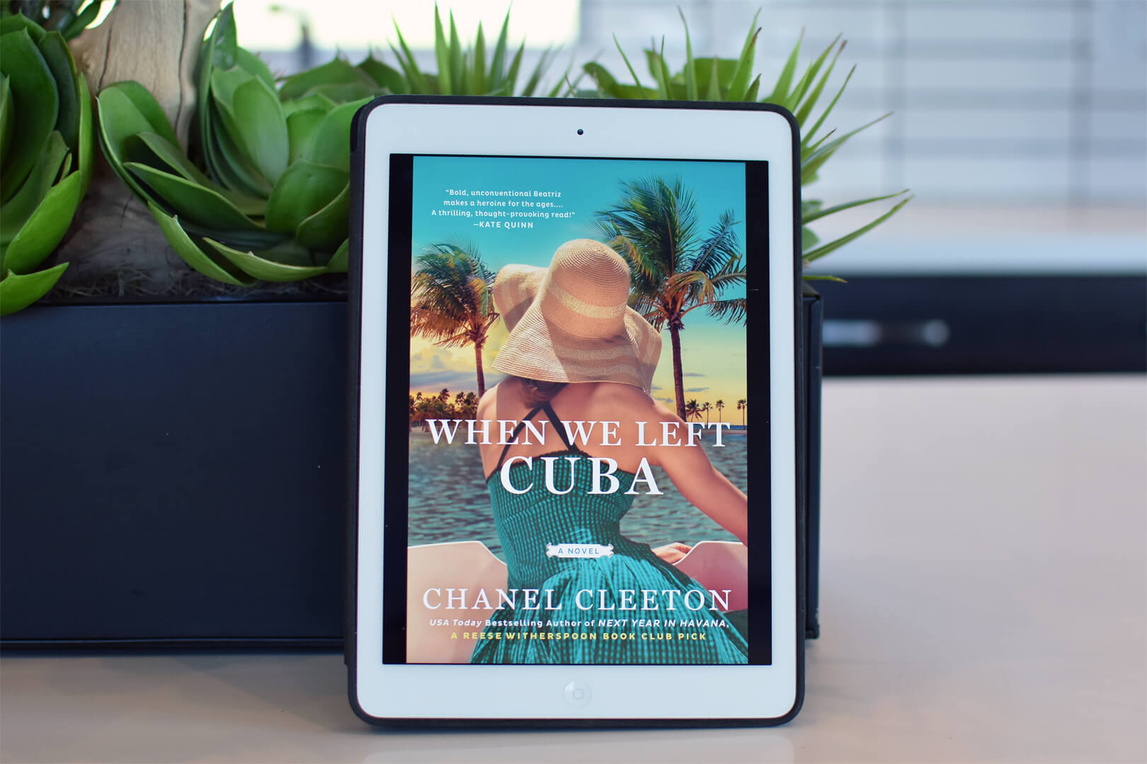 When We Left Cuba Preview - Book Club Chat