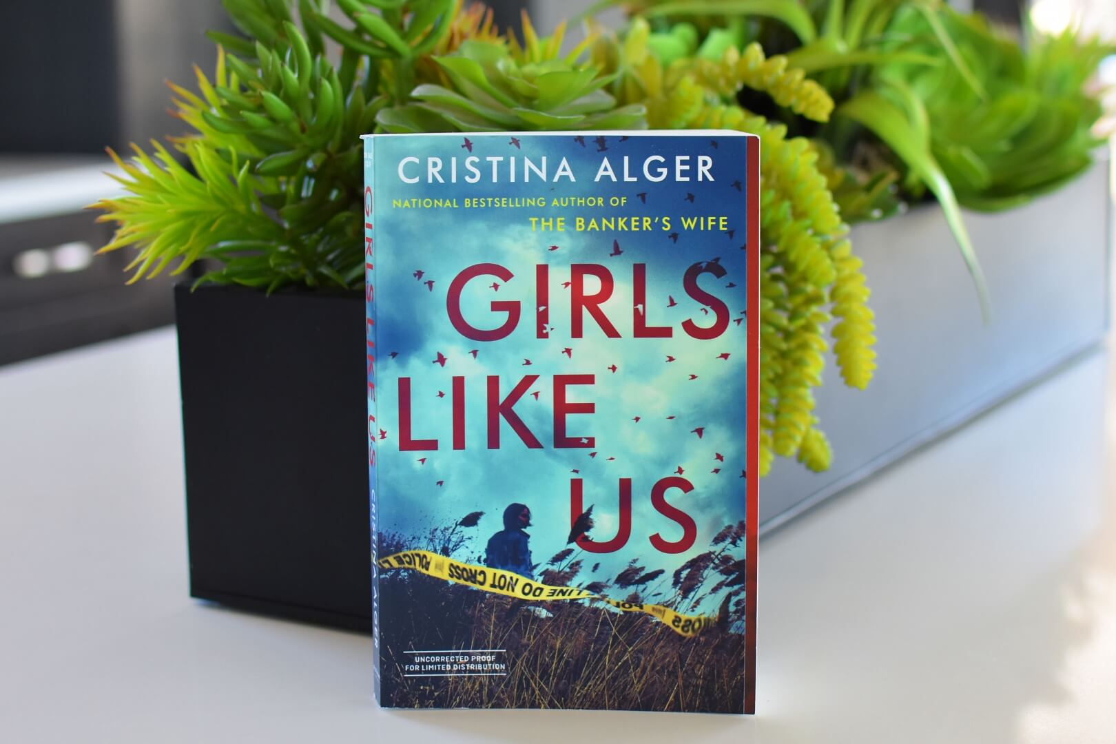 Girls Like Us book cover - book club questions