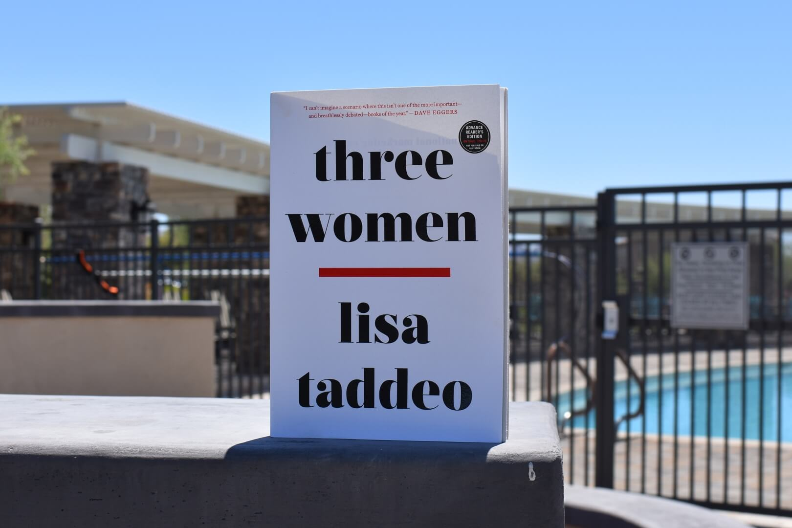 Book cover for Three Women by Lisa Taddeo