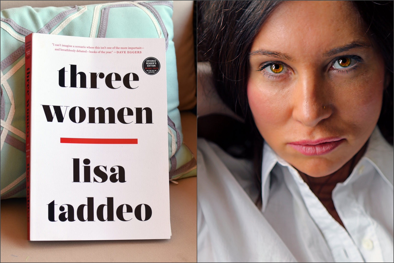 Three Women Author Lisa Taddeo