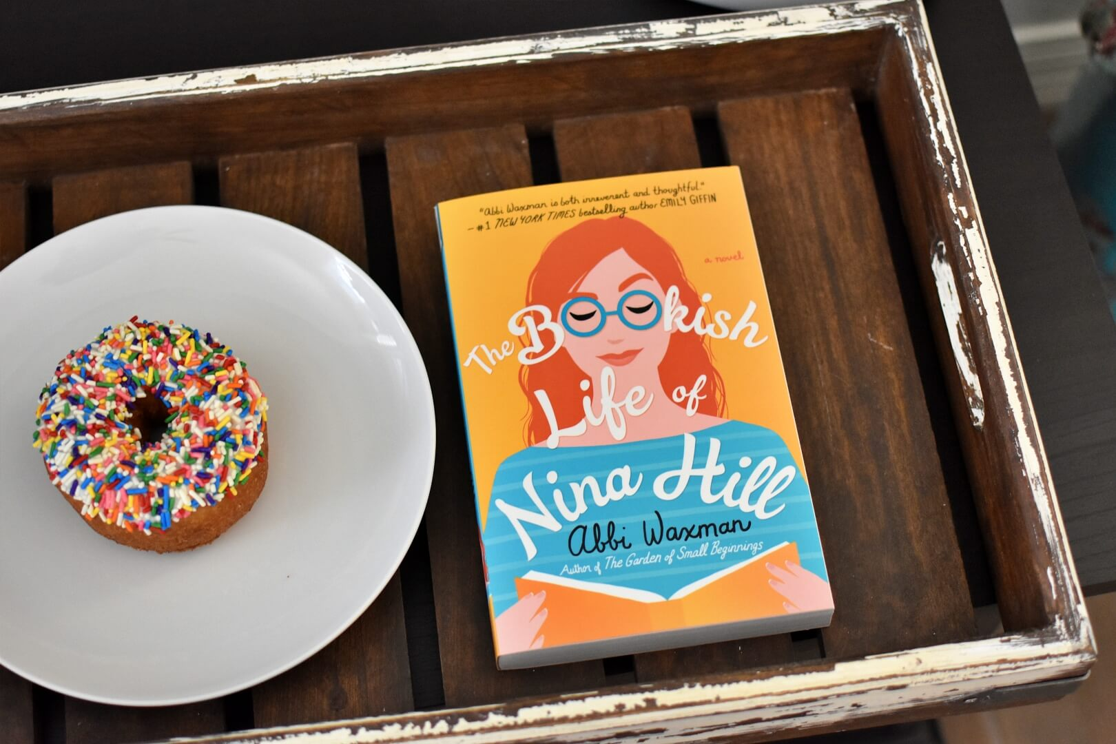 The Bookish Life of Nina Hill Book Cover - Book Club Questions - Book Club Chat