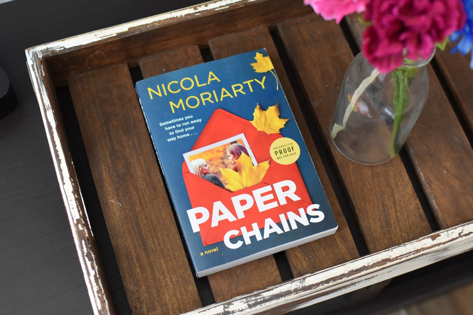 Paper Chains - Book Club Questions - Book Club Chat