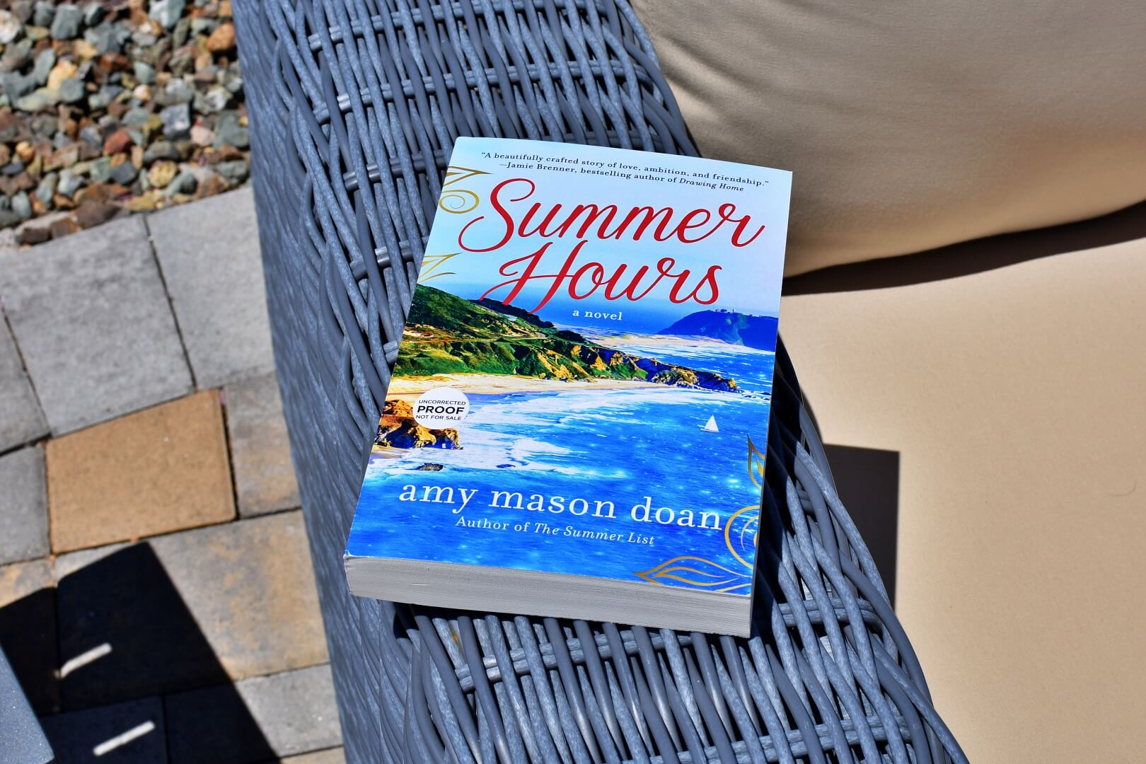 Summer Hours Review - Book Club Chat - Review