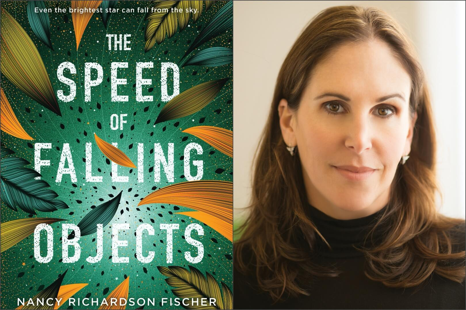 Nancy Richardson - The Speed of Faling Objects - Book Club Chat