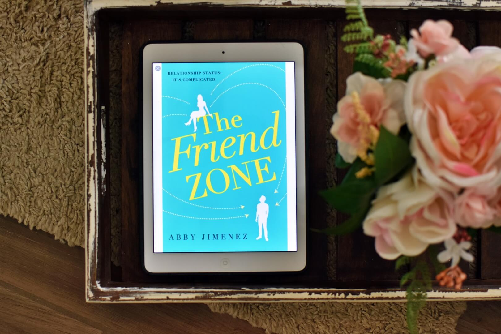 The Friend Zone Book Club Questions - Book Club Chat