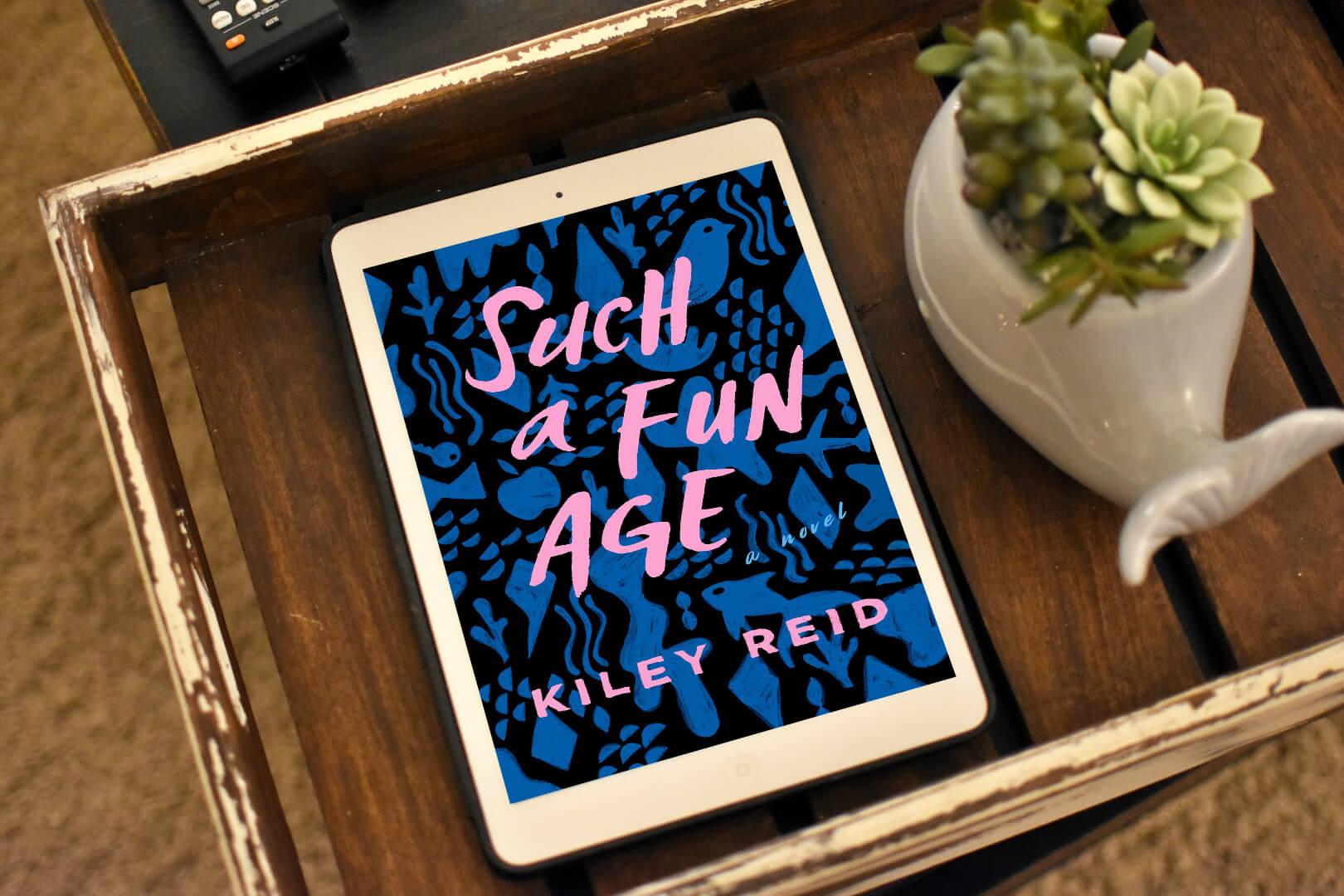 Such a Fun Age Book Club Questions - Book Club Chat