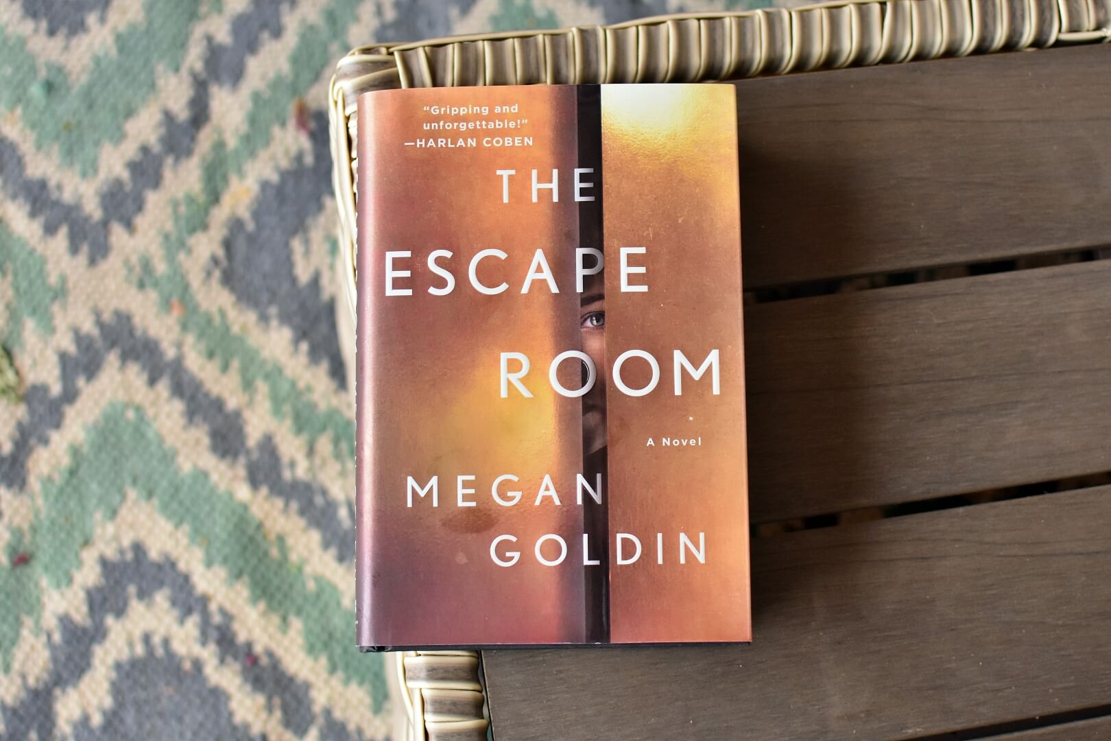The Escape Room Review - Book Club Chat