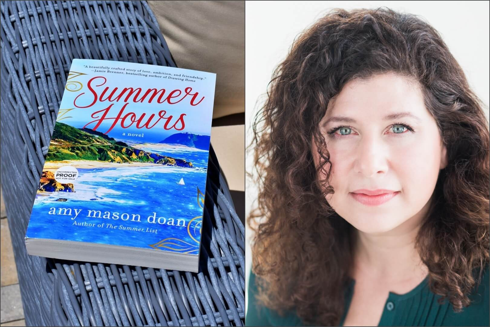 Author Interview - Amy Mason Doan - Book Club Chat