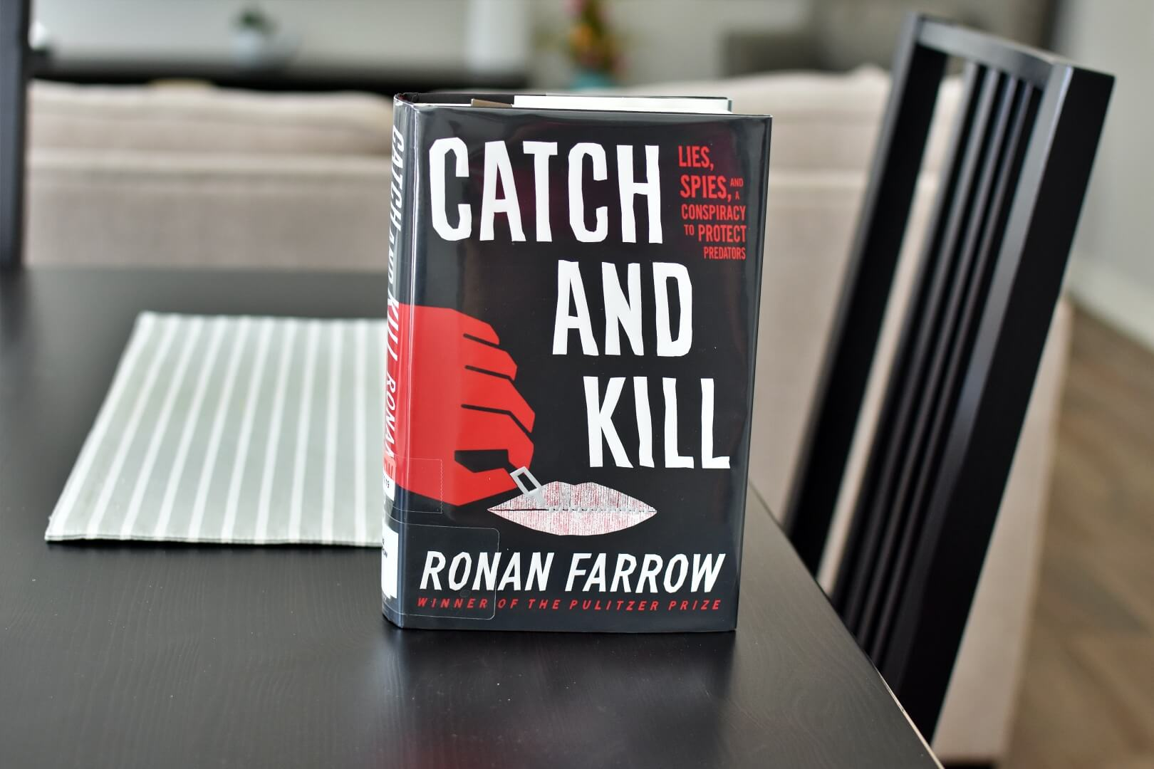 catch and kill review - book club chat