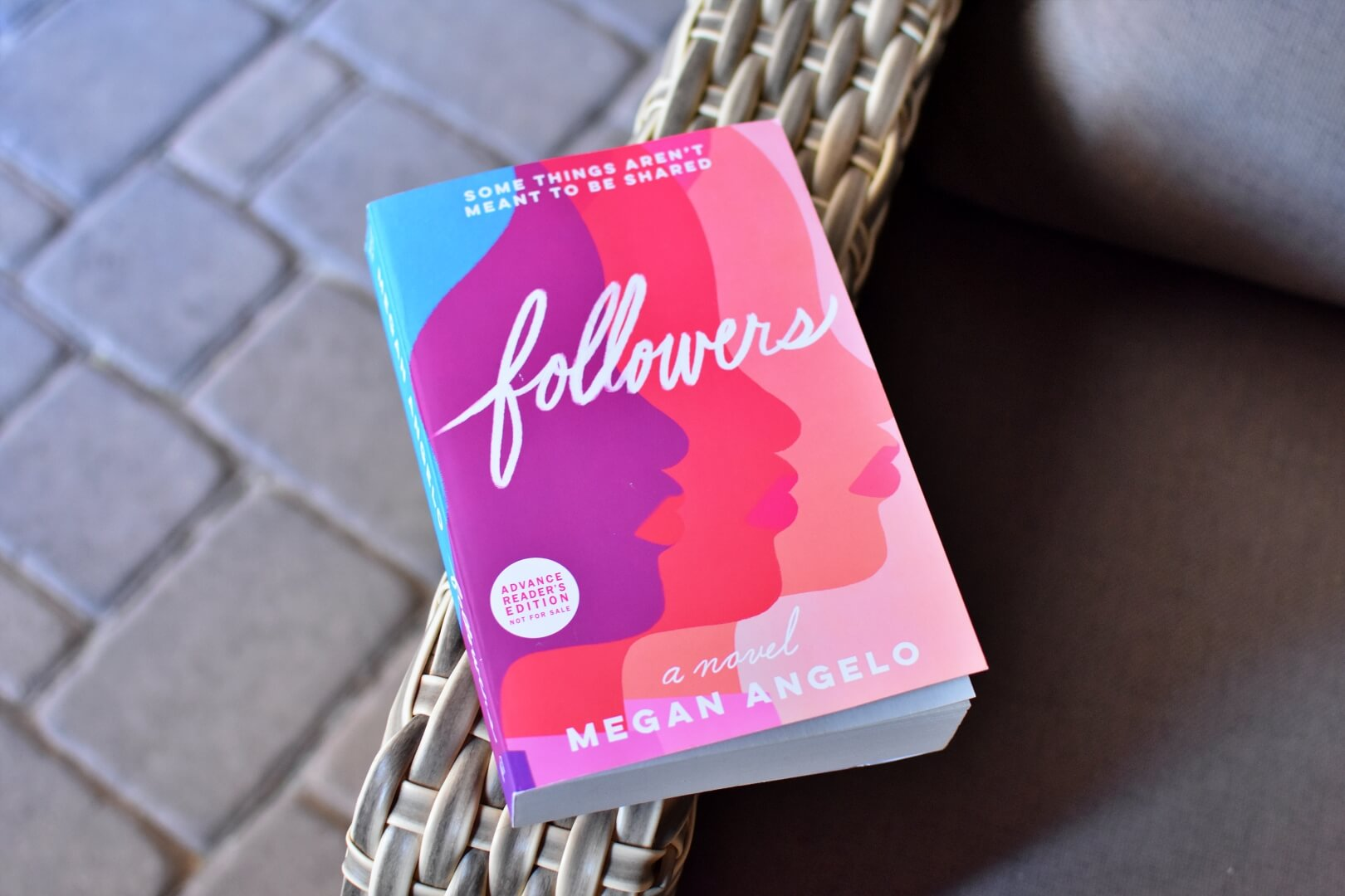 review for followers - book club chat