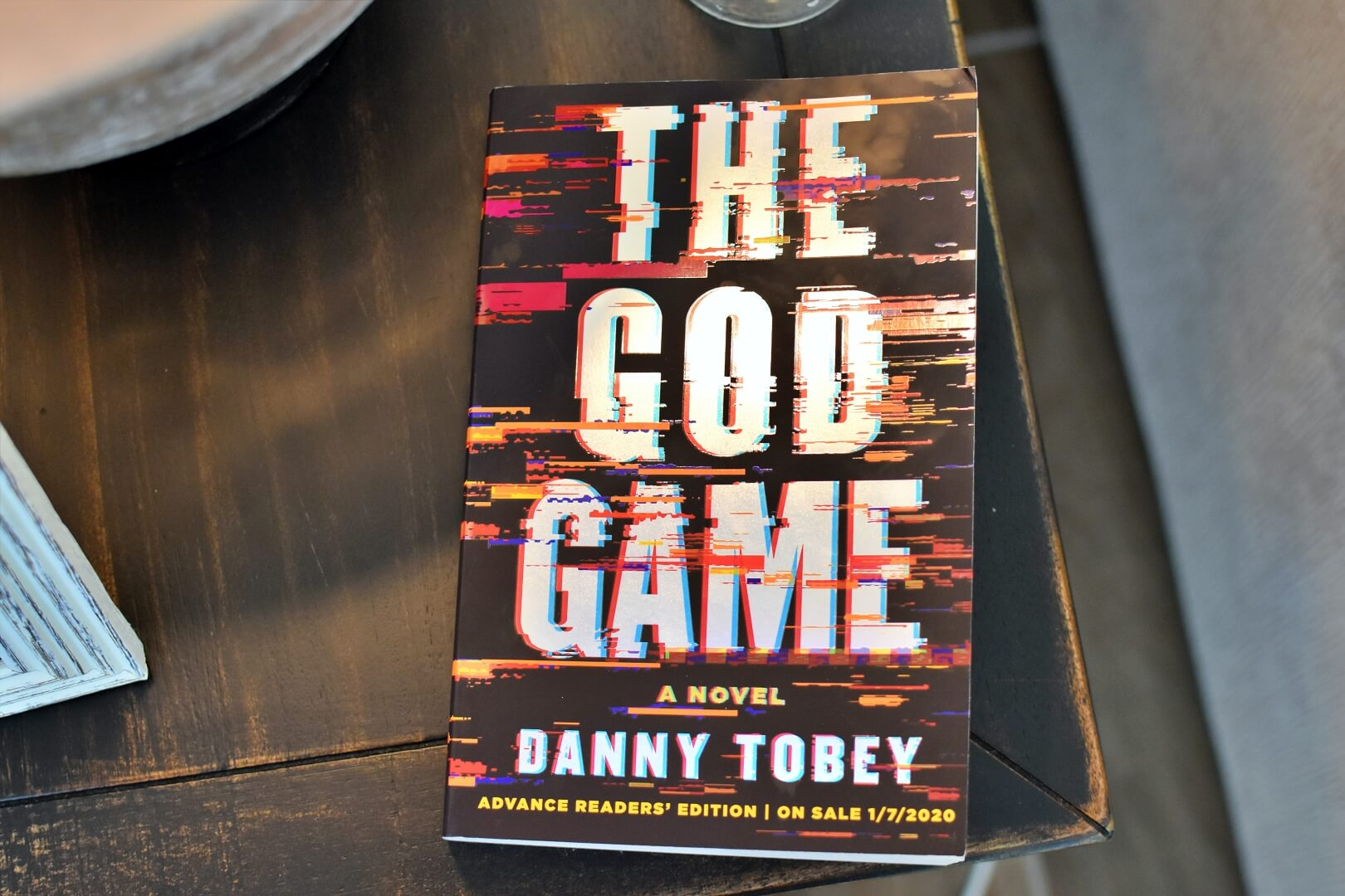 the god game review - book club chat