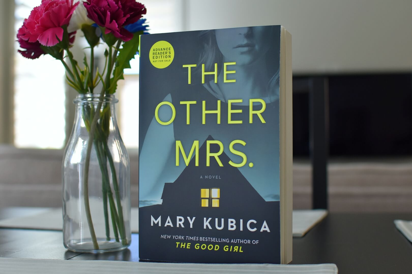 The Other Mrs. Review - Book Club Chat