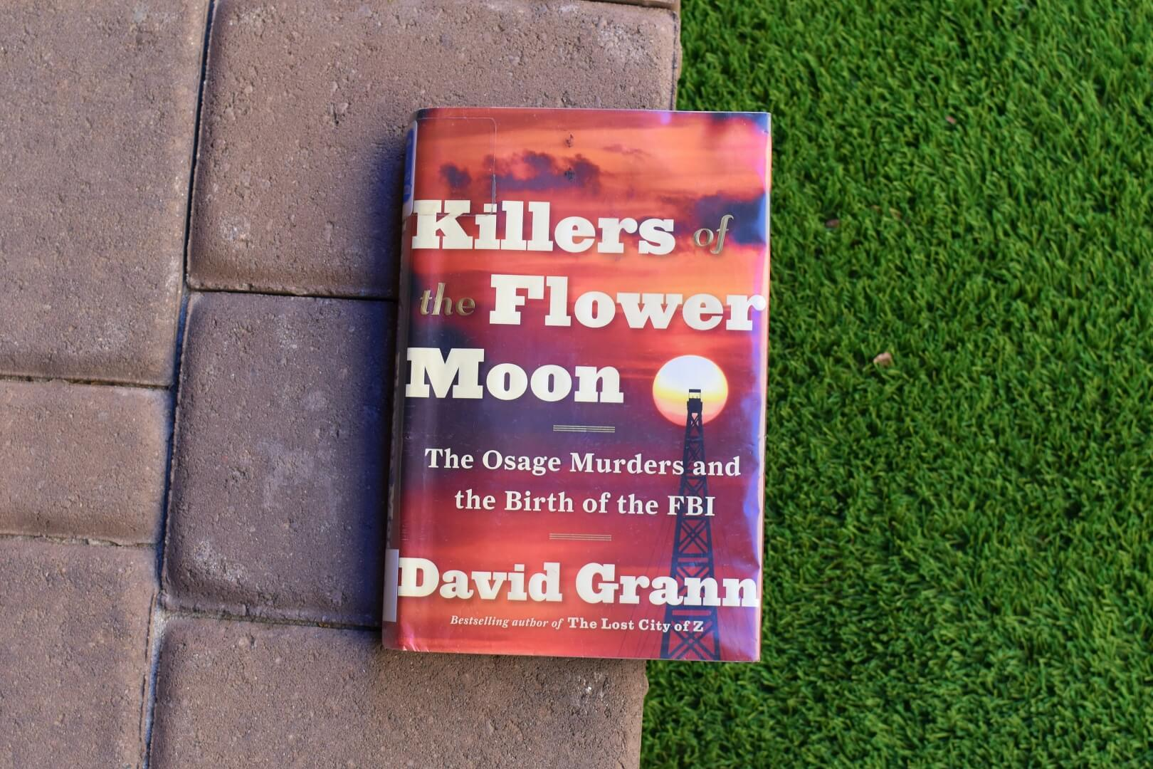 book club questions killers of the flower moon - book club chat