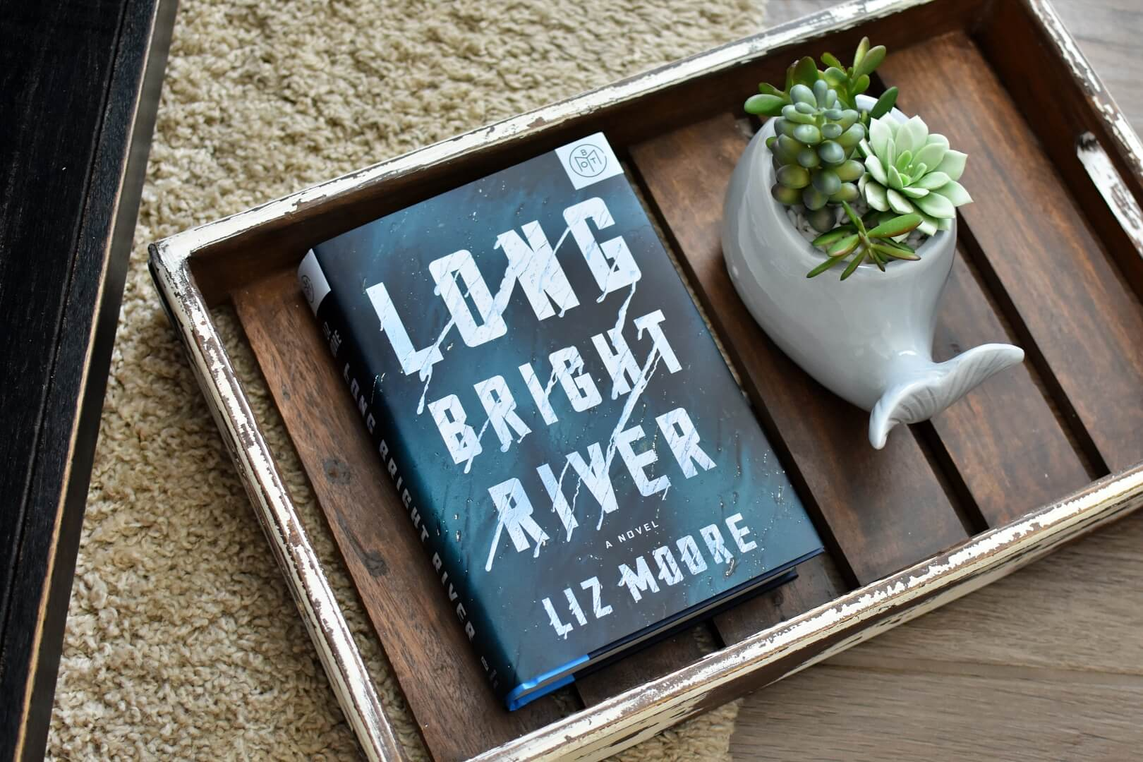 long bright river book club questions - book club chat
