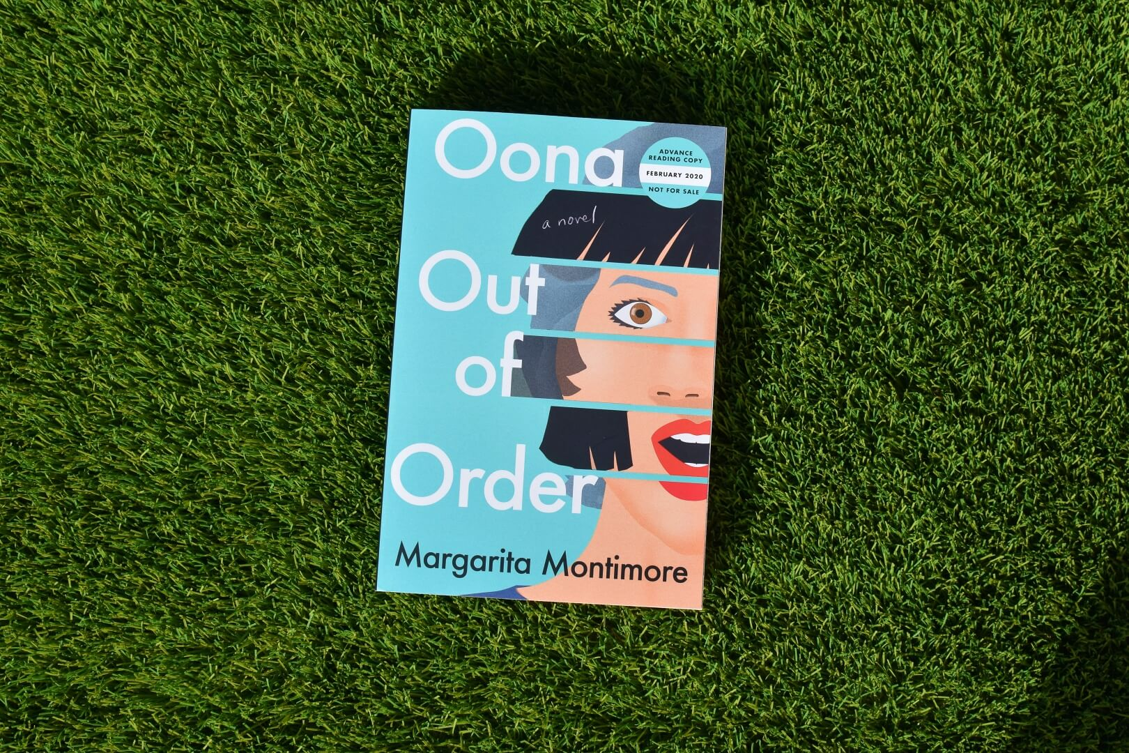 oona out of order review - book club chat